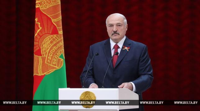Александр Лукашенко: День Независимости стал символом свободной и мирной жизни