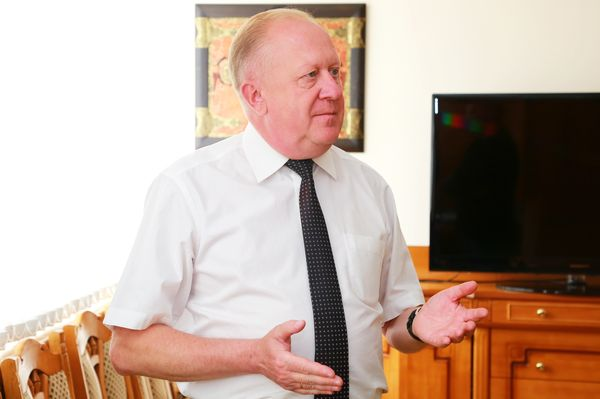 Виктор Лискович:«Для гармоничного развития детей в области есть все возможности»