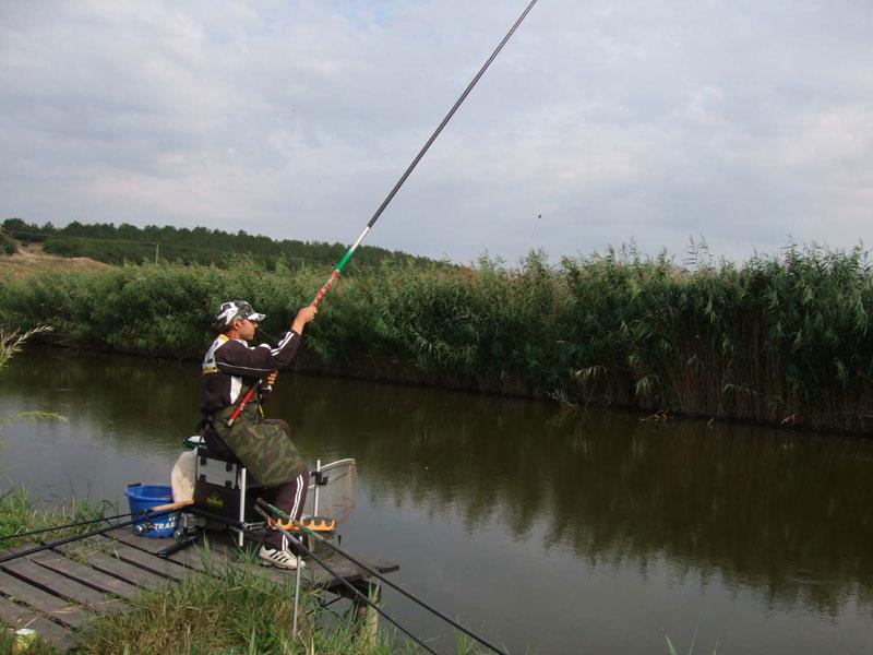 Акция «Рыбалка по правилам» проводится в Беларуси