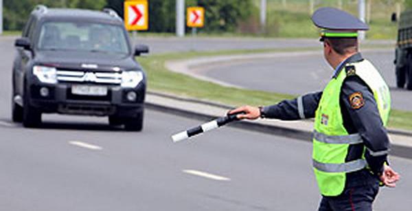 Сразу три административных протокола были составлены в отношении жителя Вороновского района лидскими госавтоинпекторами