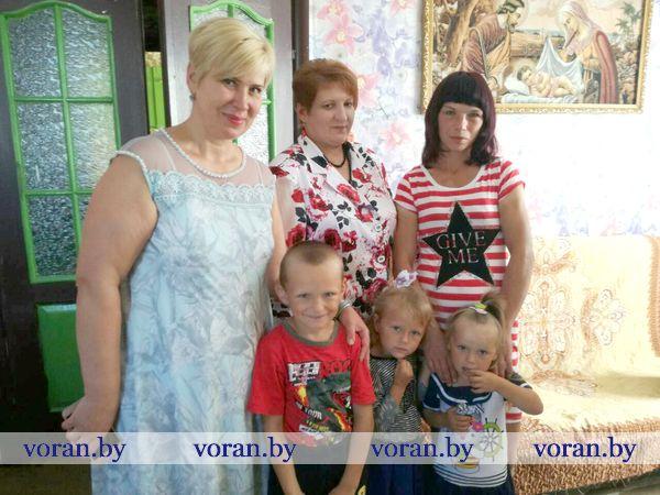 Член Совета Республики Романия Скоморошко с рабочим визитом посетила Вороновщину
