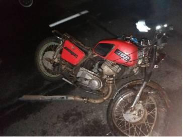 В Лидском районе разбился 18-летний мотоциклист
