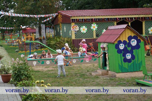 Ясли-сад аг. Погородно успешно презентовал себя сразу в двух конкурсах среди учреждений дошкольного образования