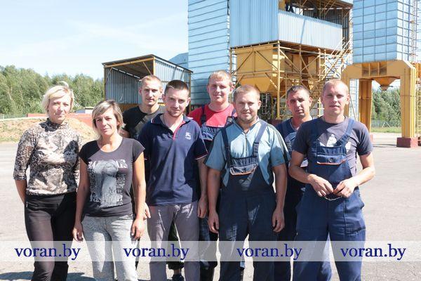 В Вороновском районе зерно досушили, засыпали,  готовят к посевной