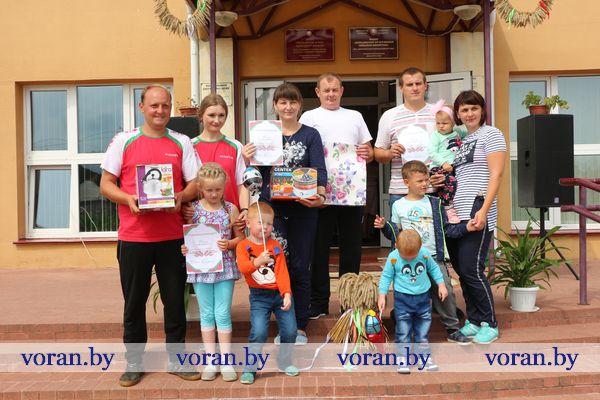 Вороновщина выбирала «Властелина села-2018» (Видео)