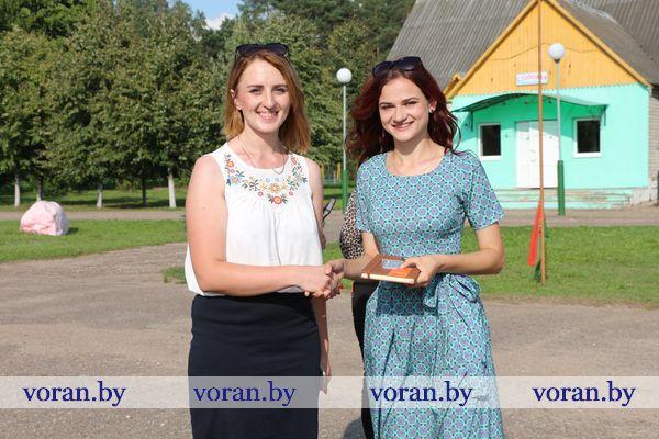На Вороновщине завершился летний сезон студотрядовского движения