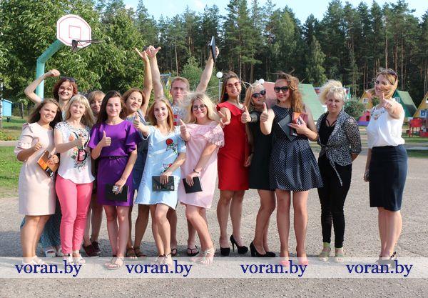 В Вороновском районе в летнем оздоровительном лагере «Ромашка» завершилась четвертая смена (Фото)