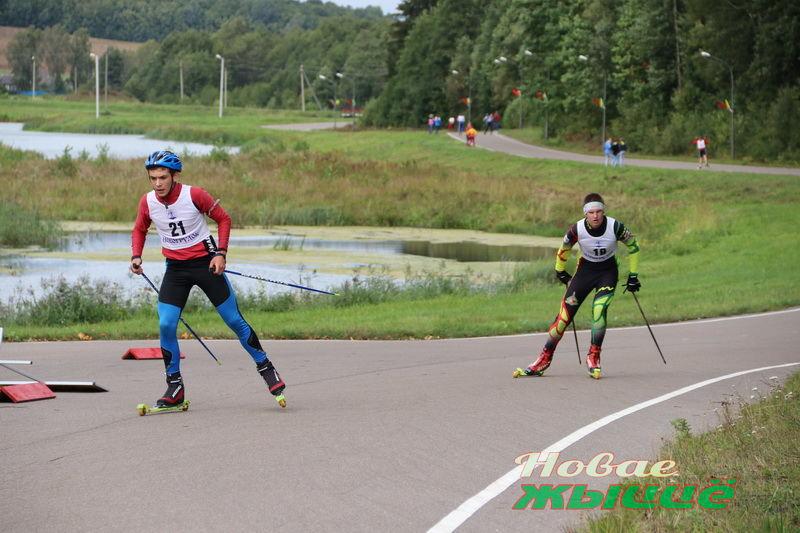 Под Новогрудком пройдет I этап Кубка биатлона по летнему биатлону