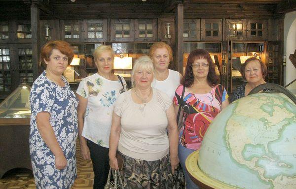 Вороновчане путешествовали по историческим местам земли полоцкой