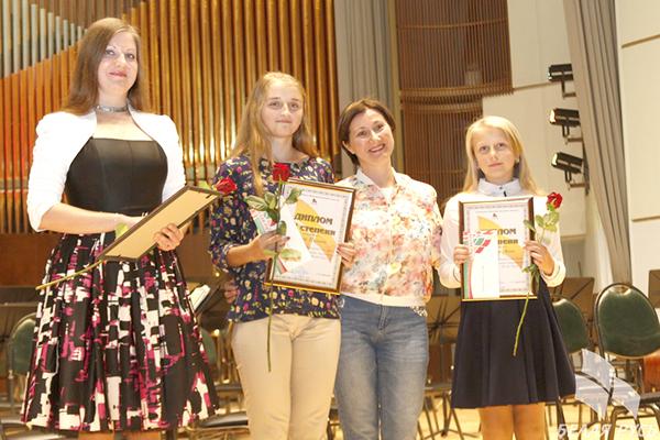 В числе победителей конкурса «Золотое перо «Белой Руси» — 2018» награждена школьница из Радуни