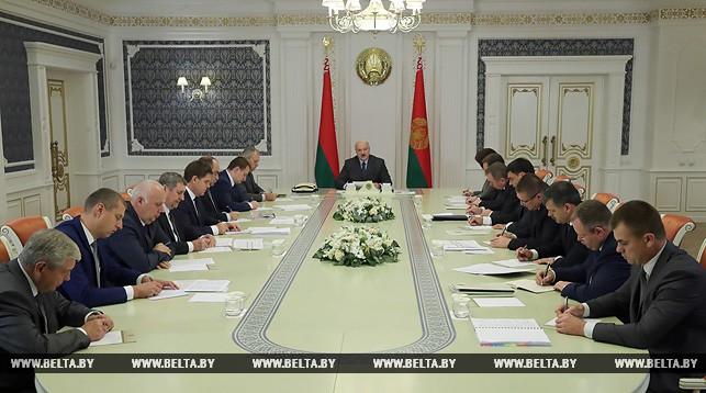 Лукашенко: белорусско-российские переговоры в Сочи были тяжелые, но результативные