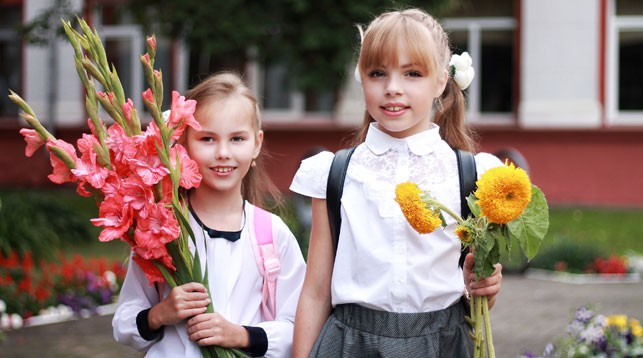 В Беларуси отмечают День знаний