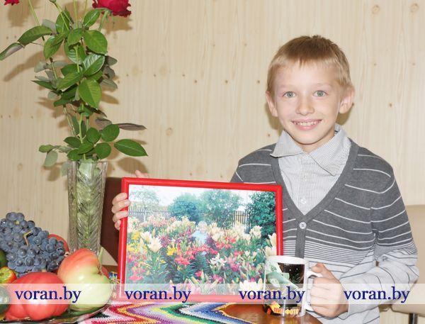Вороновец Ярослав Войшнис выдержал конкуренцию из 200 участников и стал победителем фотоконкурса, объявленного редакцией Лидского телевидения