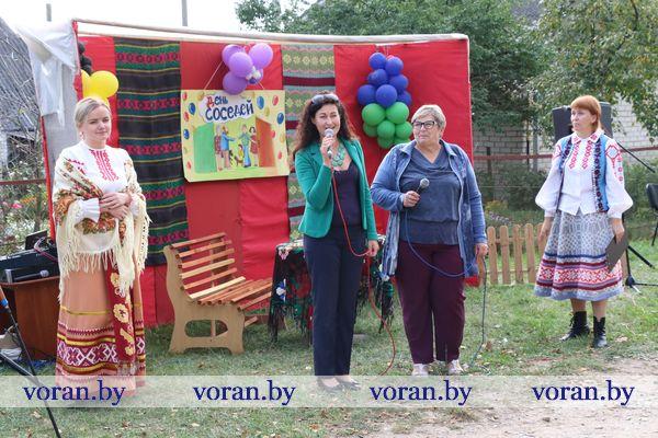 Праздник улицы моей «День соседей» прошел в агрогородке Вороновка (Фото)