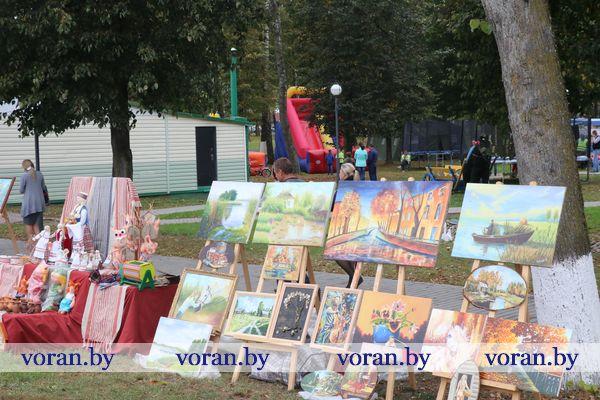 """""""Карнавал весялосці"""" в Вороново (Фото)"""