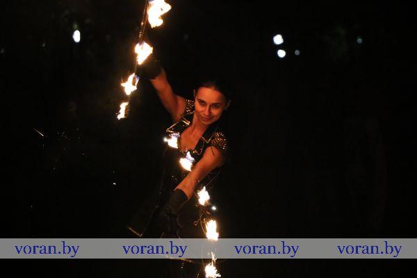 «Огненные вороны» снова в Вороново! (Фото, +Видео)