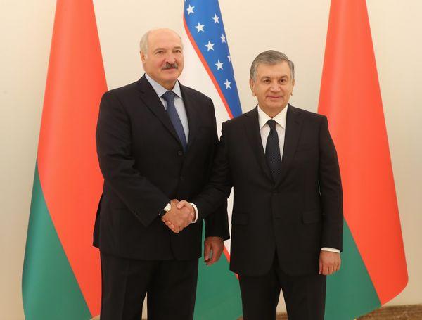 Тема недели: Визит Президента Беларуси в Узбекистан