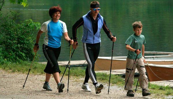В Вороново пройдут соревнования по скандинавской ходьбе