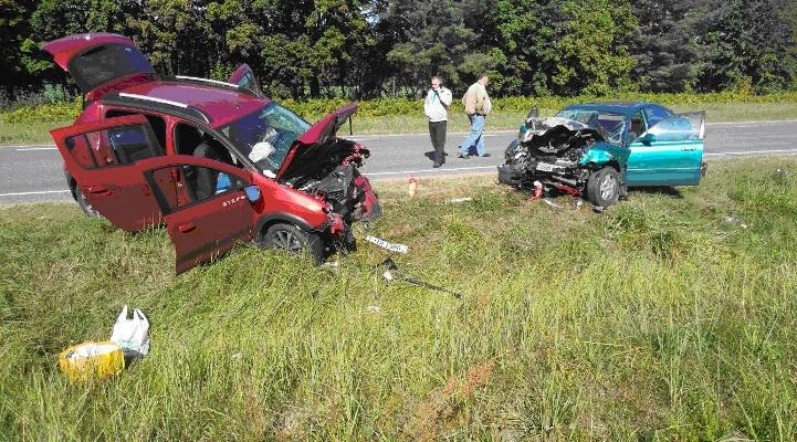 В Вороновском районе столкнулись «Мазда» и «Рено», погиб пассажир