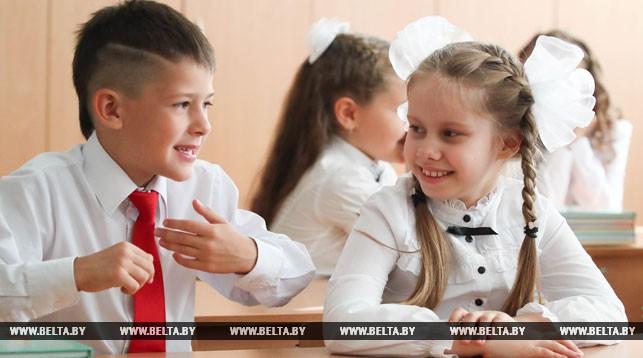 Поздравление Президента Беларуси с Днем знаний