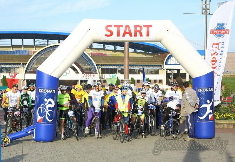 Международный профсоюзный велопробег «Гродно-Друскининкай» будет посвящен II Европейским играм и 890-летию областного центра