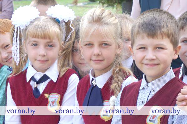 У радунских школьников — новоселье (Фото)