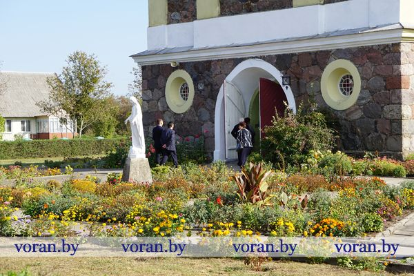 Фэст у гонар Святога Лінаса адбыўся на Воранаўшчыне (Фота, будзе дапоўнена)