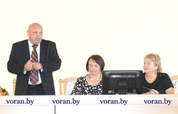 Избран новый лидер Вороновской районной организации профсоюза работников АПК
