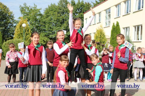 На Вороновщине отмечают день рождения БРПО