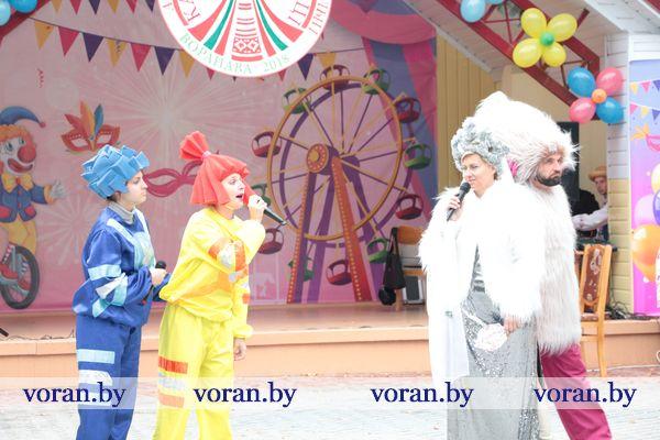Сто затей для всех друзей Вороновщины (Фото)