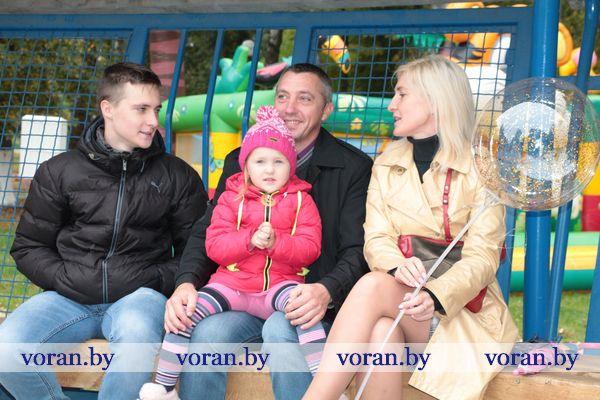 Гости и участники праздника о «Карнавале весялосці» в Вороново (+Видео)