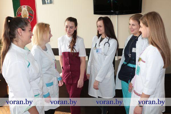 В Вороновском районе молодые медики
