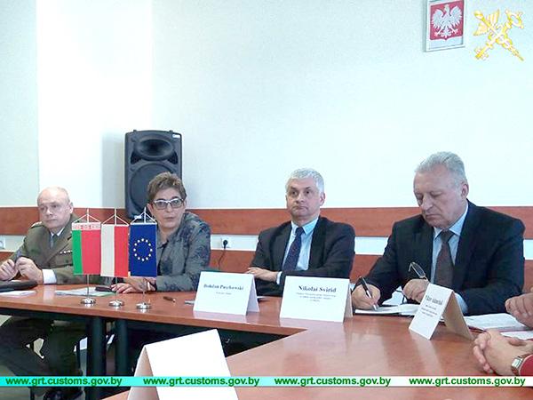 Координацию совместных действий во время реконструкции пунктов пропуска «Брузги» и «Кузница Белостоцкая» обсудили специалисты