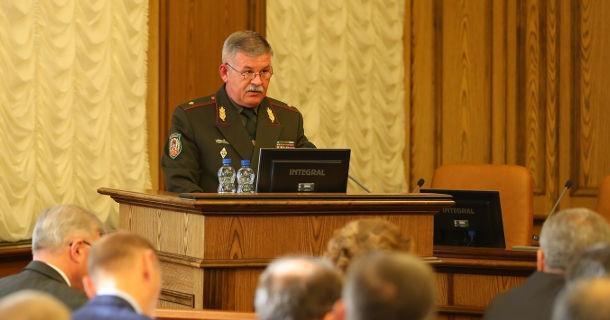 В Беларуси предлагается расширить перечень документов, дающих право находиться в погранзоне