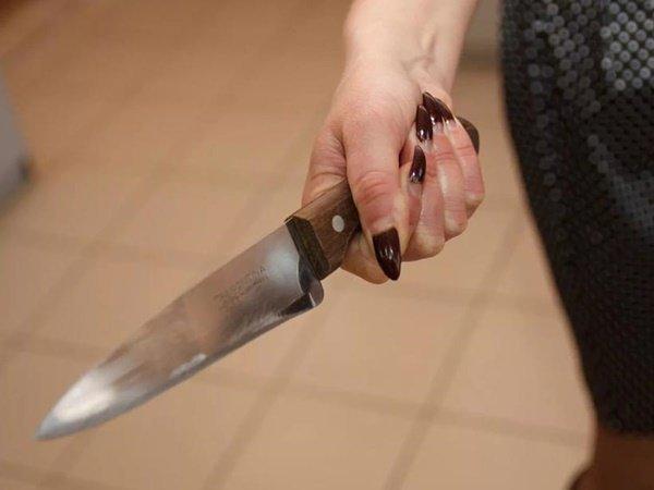В аг. Переганцы Вороновского района жена ударила мужа ножом