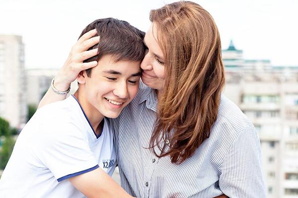Мама, я тебя люблю… (Видео)