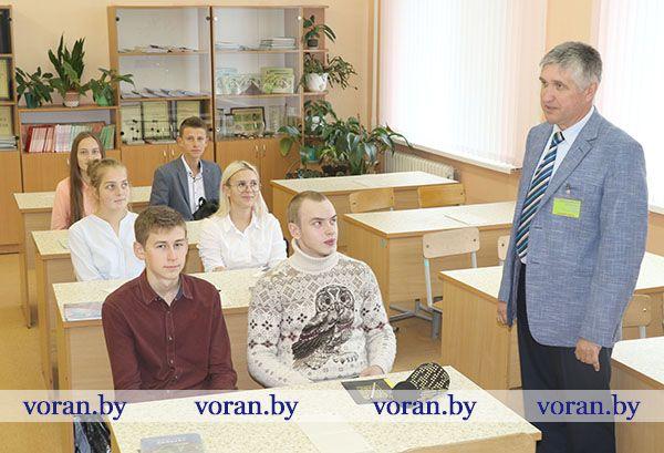 В Вороновской школе действует аграрный факультатив