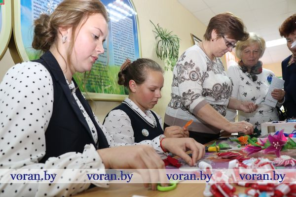 В Дотишках отпраздновали День матери (Фотоотчет)