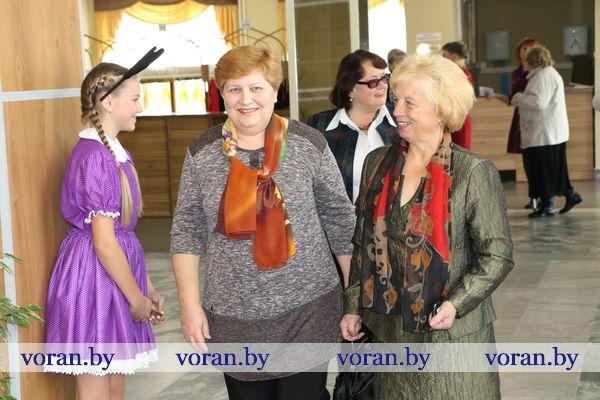 На Вороновщине отметили День работников культуры
