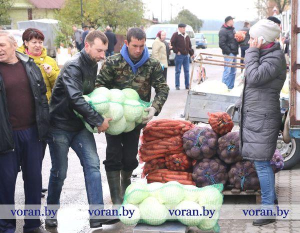 Приглашаем жителей и гостей Вороновщины на сельскохозяйственные ярмарки