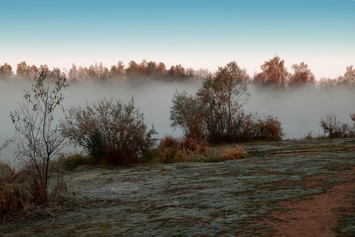 Ночные заморозки прогнозируются местами в Беларуси 22 октября