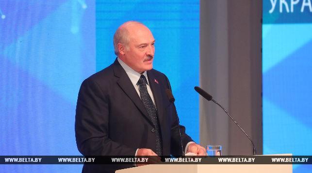 От поставок техники до выхода на третьи рынки — что Александр Лукашенко предложил Украине на Форуме регионов