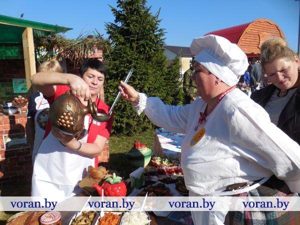 В Заболоти прошел праздник «Стряпуха» (Фото)