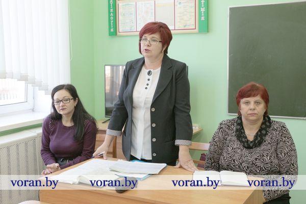 Отчет о социально-экономическом развитии Вороновщины держала заместителя председателя райисполкома