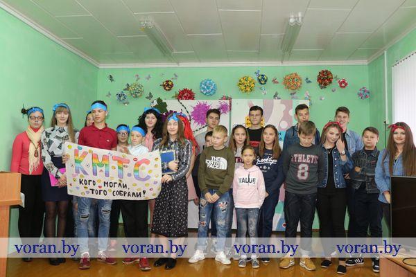 Районный фестиваль игры КВН прошел в Вороново