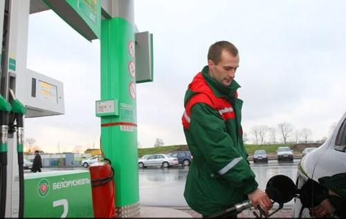 Зимнее дизтопливо начнет поступать на белорусские АЗС со следующей недели