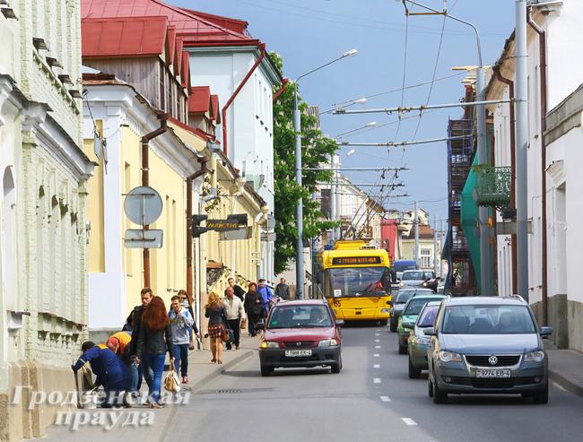 Механизм взимания дорожного сбора в Беларуси изменится