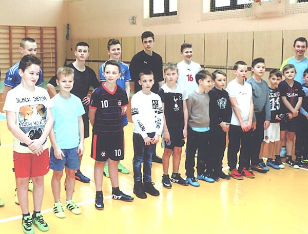 Юные вороновцы  сыграют в Варшаве