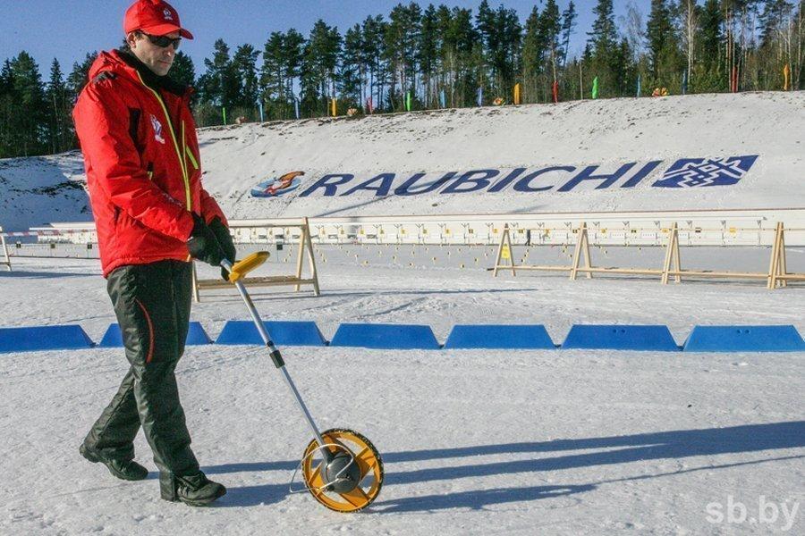 «Раубичи» примут этап Кубка мира по биатлону
