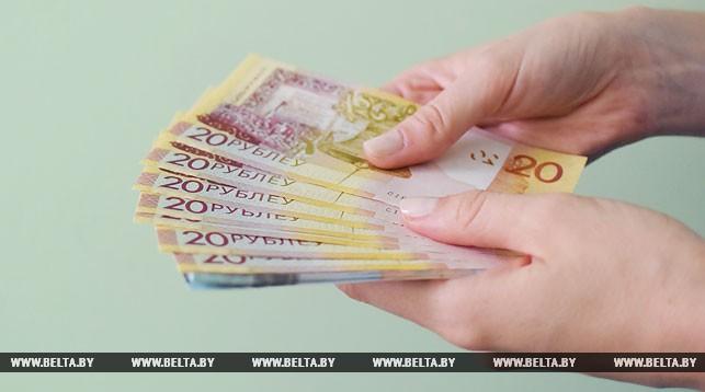 Средняя зарплата в Беларуси в октябре увеличилась до Br999,7